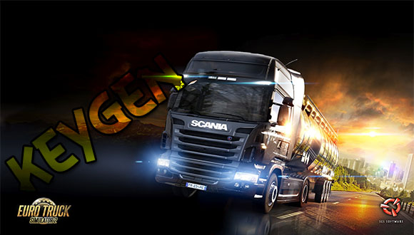 How to get Euro Truck Simulator 2 Free CD Key