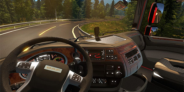 Euro Truck Simulator 2 key hack