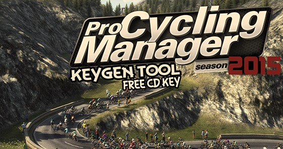 Pro Cycling Manager 2015 Free CD KEY steam key generator tool