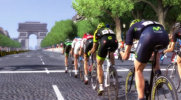 gameplay and free cd key for pro cycling manager 2015