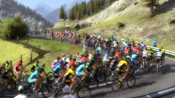 gameplay and free cd key for pro cycling manager