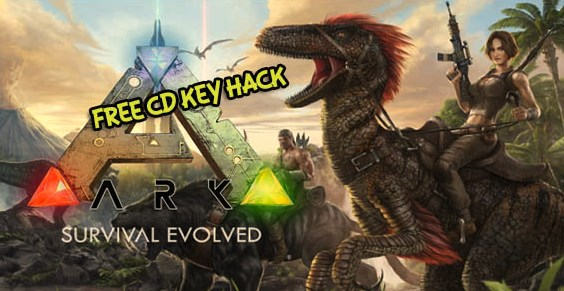 download our ARK Survival Evolved CD Key Hack and play this game for free