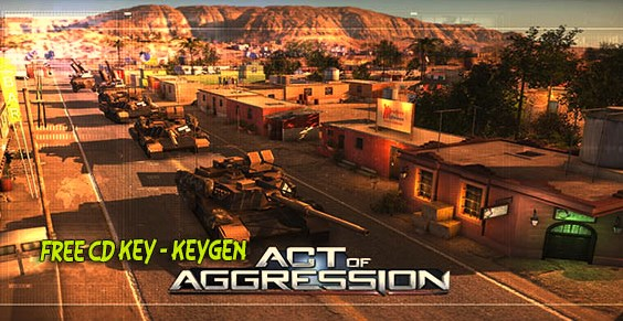 Act of Aggression free cd key generator (steam codegen)