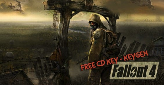 Fallout 4 free cd key (steam product code) free steam games
