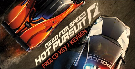 Need For Speed Hot Pursuit free cd key