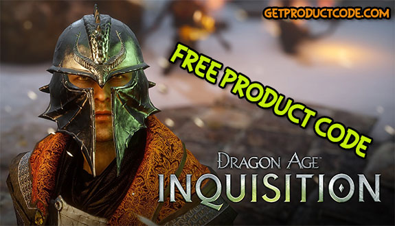 Dragon Age Inquisition cd key, product code, activation key