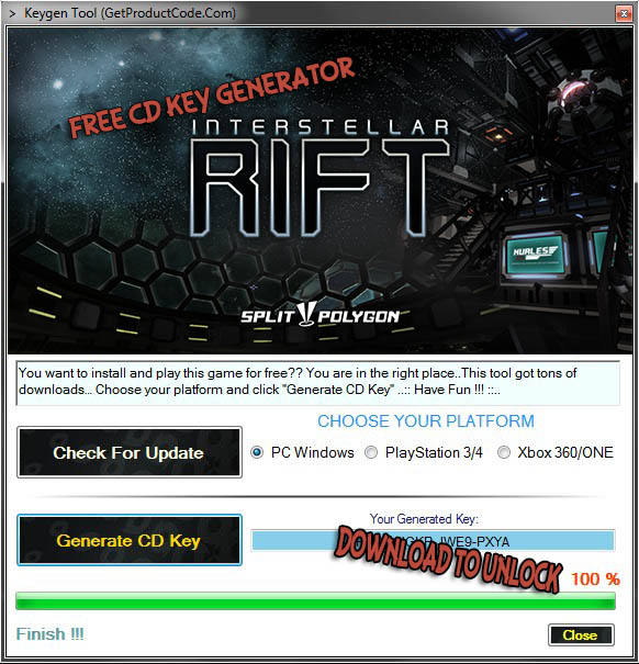Get Interstellar Rift CD Key for Steam