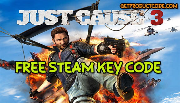 Just Cause 3 free activation key