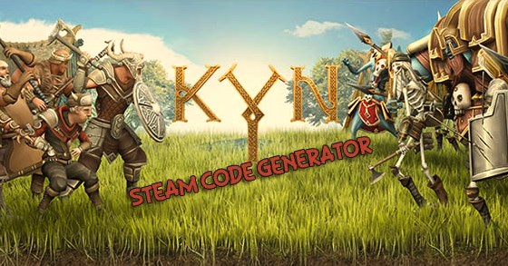 use Kyn steam code generator to play this game online for free
