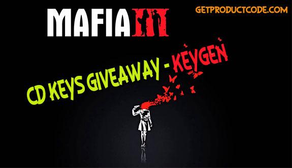 mafia 3 keygen