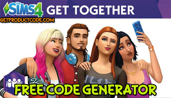 Get Together Free CD Key SIMS 4 Expansion Pack