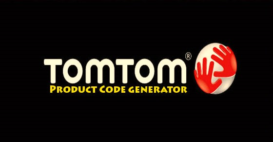 tomtom activation key code