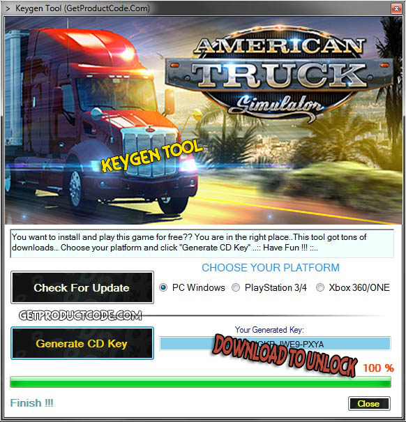 product key world of trucks