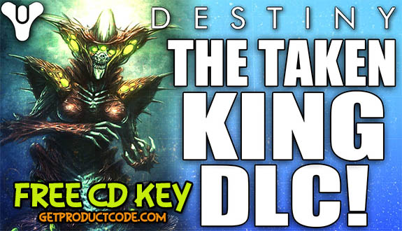 Destiny The Taken King activation key generator
