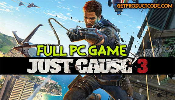 Just Cause 3 gratis downloaden