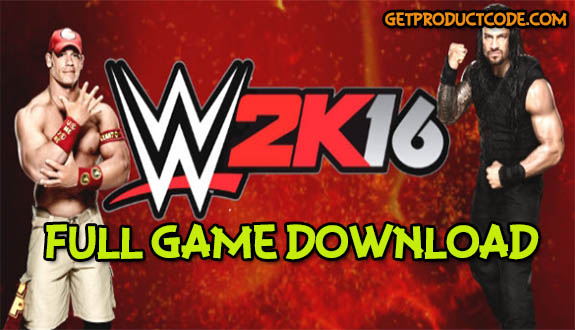 WWE 2K16 download full game no torrent direct link