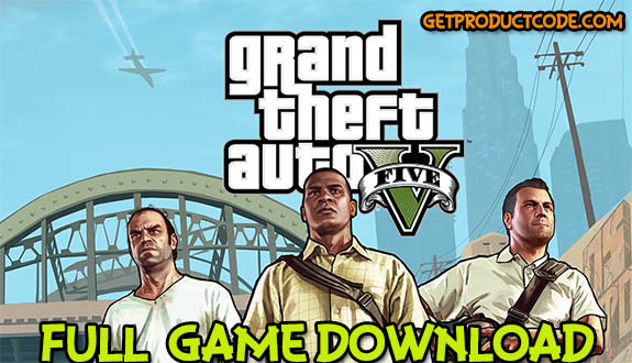 gta 5 download full game for free
