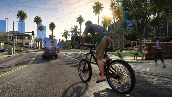 Grand Theft Auto V getproductcode gameplay screenshot