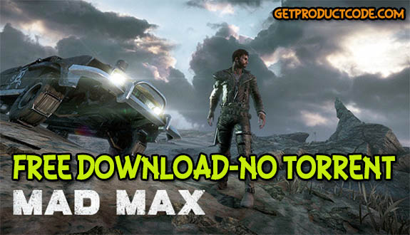 download Mad Max 2015 game for free