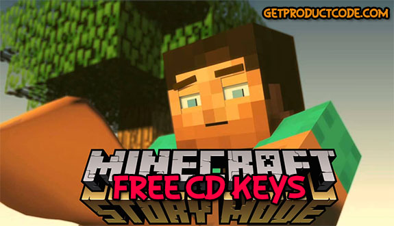 Minecraft Story Mode cd key giveaway