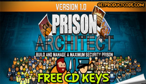 Prison Architect free product keys for steam