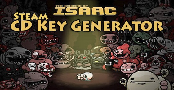 The Binding of Isaac Rebirth free cd keys