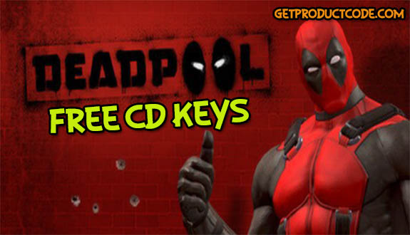 Deadpool key generator for steam