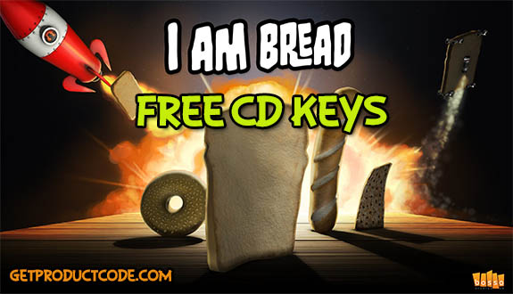 I am Bread steam key generator