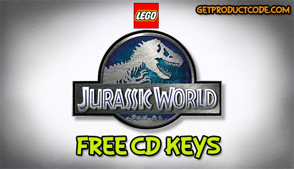 LEGO Jurassic World free steam key generator