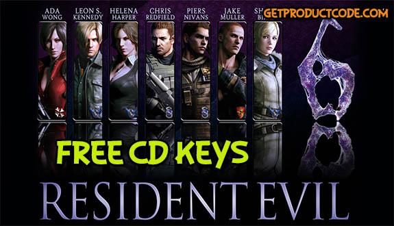Resident Evil 6 key generator tool