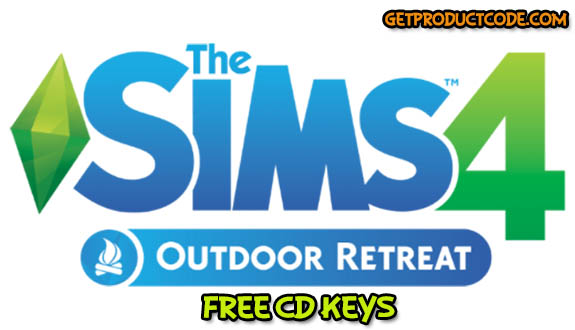 The Sims 4 Outdoor Retreat key generator for origin
