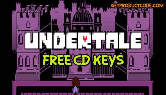 Undertale Key Generator