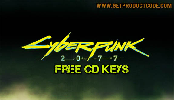Cyberpunk 2077 free product codes