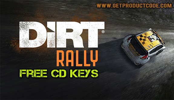 DiRT Rally key generator tool 2016