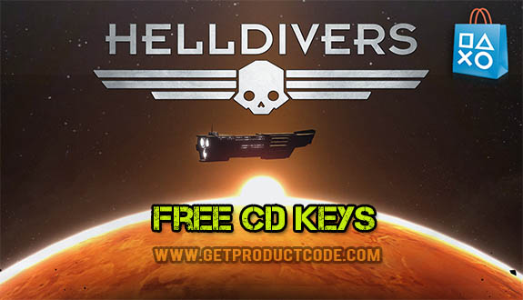 HELLDIVERS product code generator