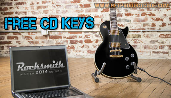 Rocksmith 2014 Free CD Key Generator 2016