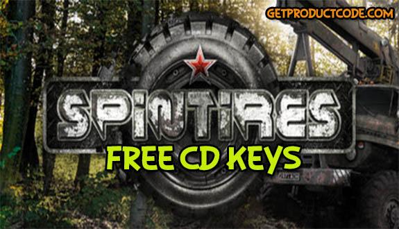SPINTIRES key generator 2016