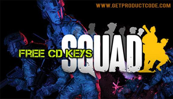 Squad code generator