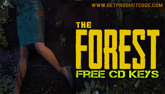 The Forest CD Key Generator 2016