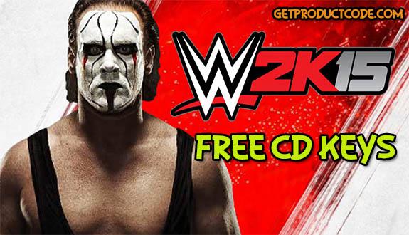 WWE 2K15 key generator