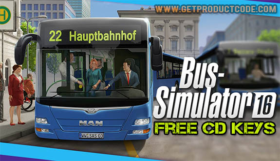 This Bus Simulator 16 product code generator