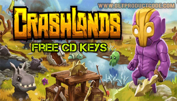 Crashlands CD Key Generator 2016