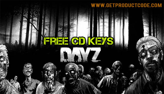 DayZ product code generator