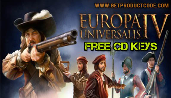 Europa Universalis IV key code generator
