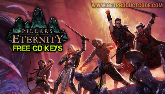 Pillars of Eternity code generator
