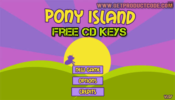 Pony Island CD Key Generator 2016