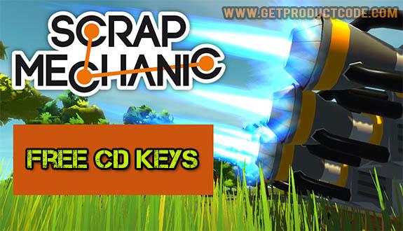 Scrap Mechanic code generator