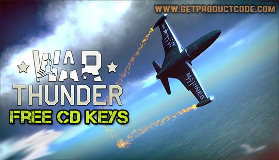 Krigen Thunder koden generator