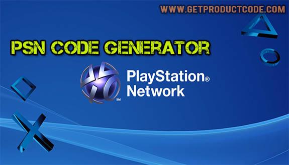 PSN Code giveaway tool
