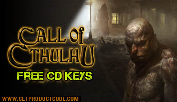 Call of Cthulhu activation code generator